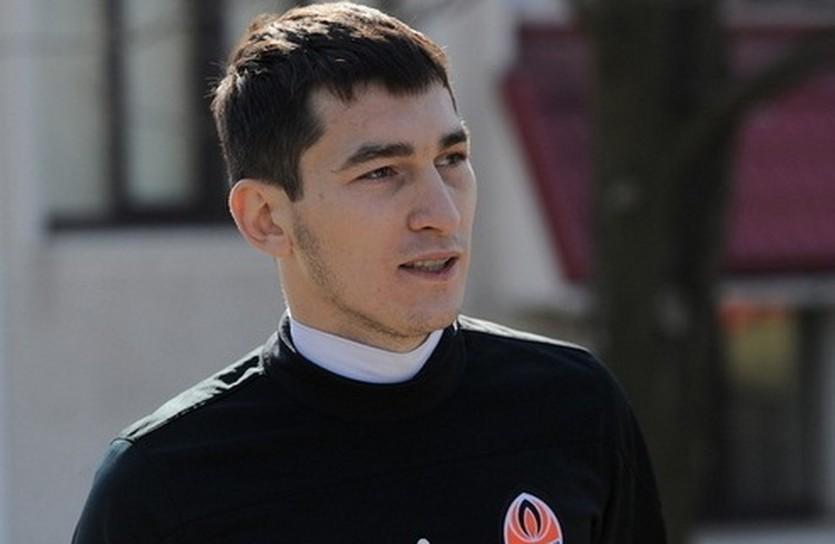 Тарас Степаненко, фото ФК Шахтера