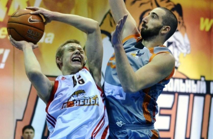 Зотов и ко обыграли лидера, фото БК Донецк