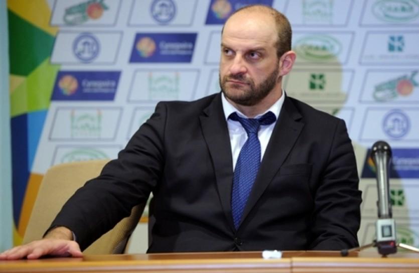 Звездан Митрович, фото БК Химик