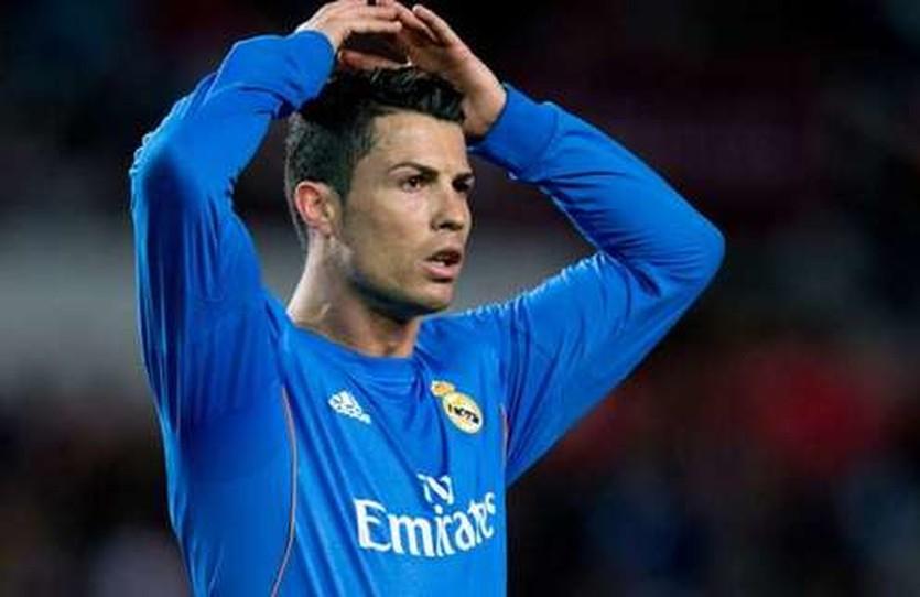 Криштиану Роналду, фото goal.com