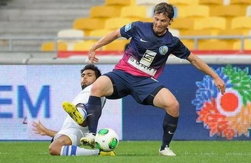 Саулюс Миколюнас, фото Football.ua