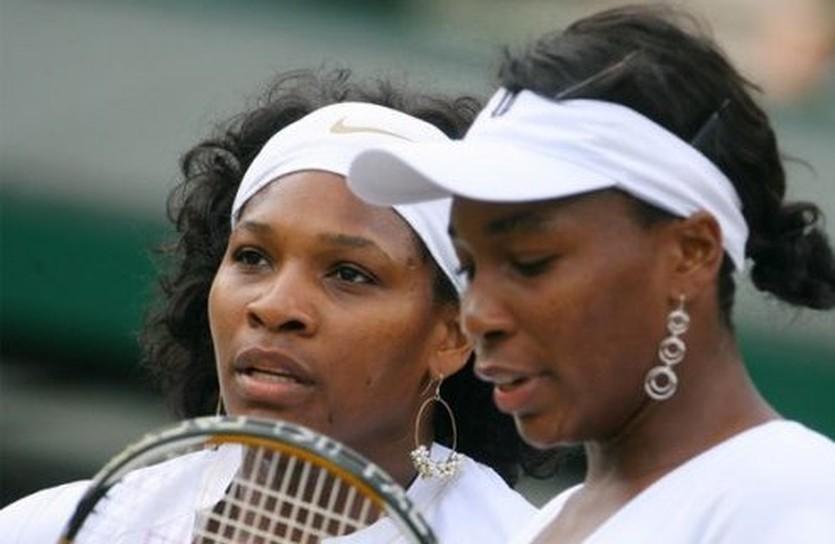 Серена и Винус Уильямс, фото Getty Images