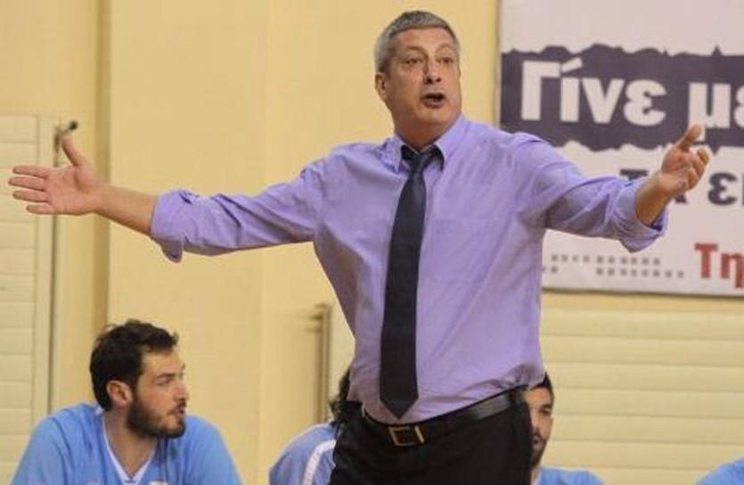 Василис Фрагиас, фото basketplus.gr