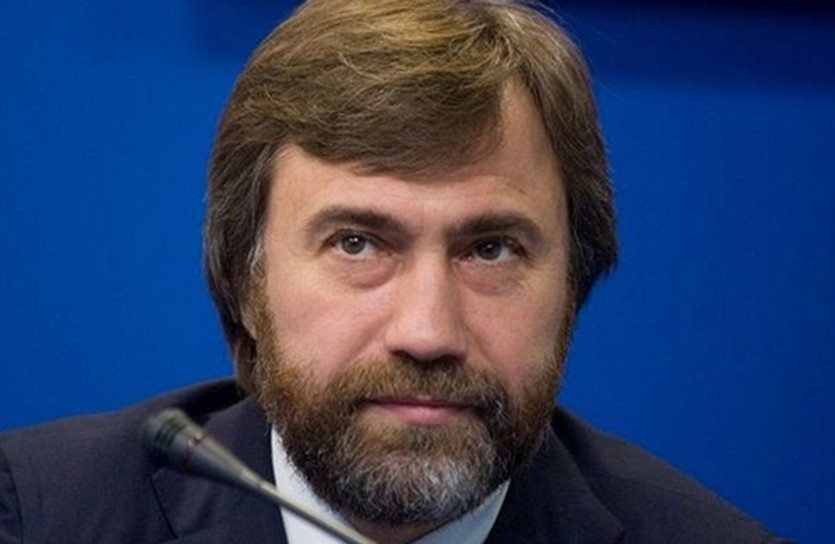 Вадим Новинский, ks.ua