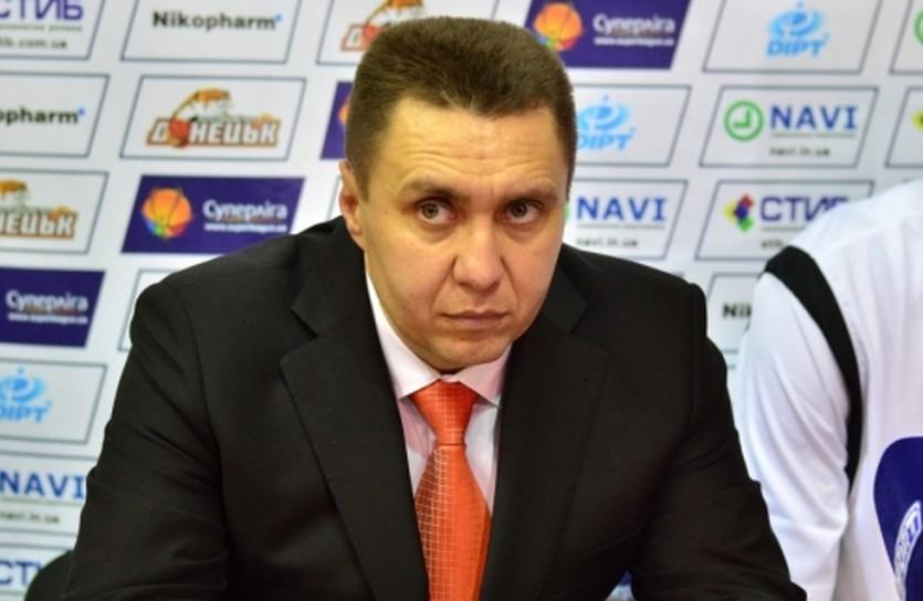 Валерий Плеханов, фото БК Донецк