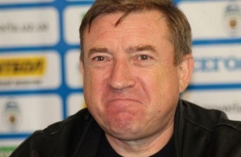 Вячеслав Грозный, фото ФК Металлург Д