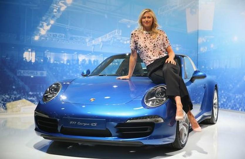 Красавец-Porsche уже ждет свою обладательницу, Getty Images