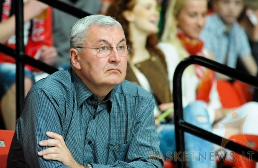 Йонас Казлаускас, фото basketnews.lt