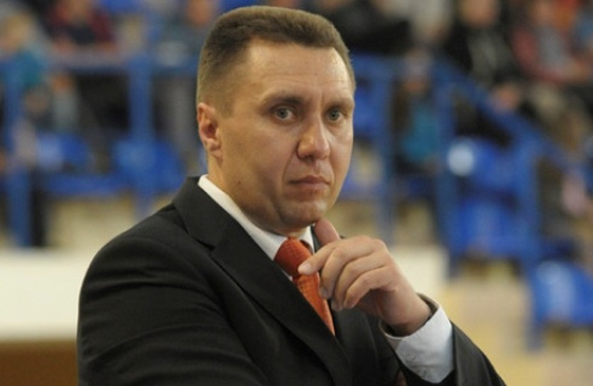 Валерий Плеханов, фото БК Азовмаш