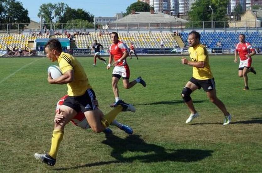 В прошлом году за Олимпом не угнались, rugby.org.ua