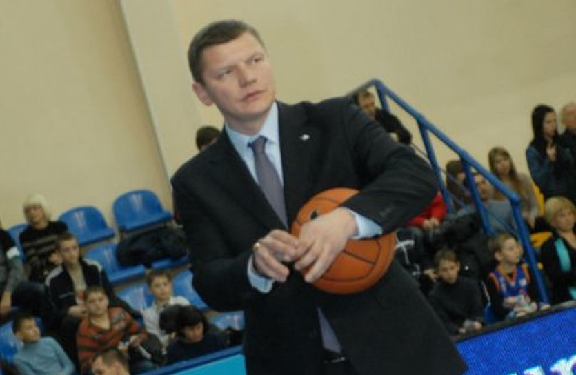 Александр Скутельник, фото БК Азовмаш