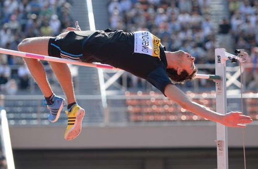 Богдан Бондаренко берет высоту в Токио, Getty Images