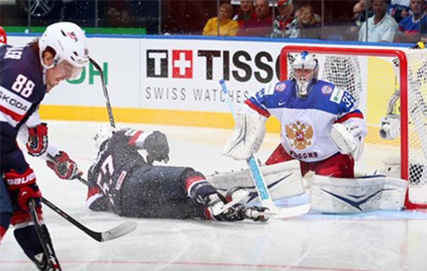 Питер Мюллер, фото IIHF