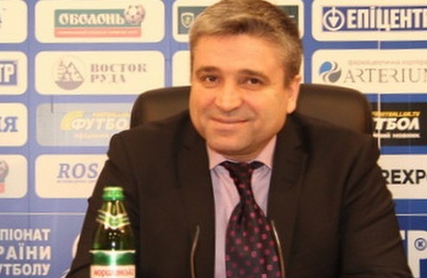 Дмитрий Яворский, vorskla.com.ua