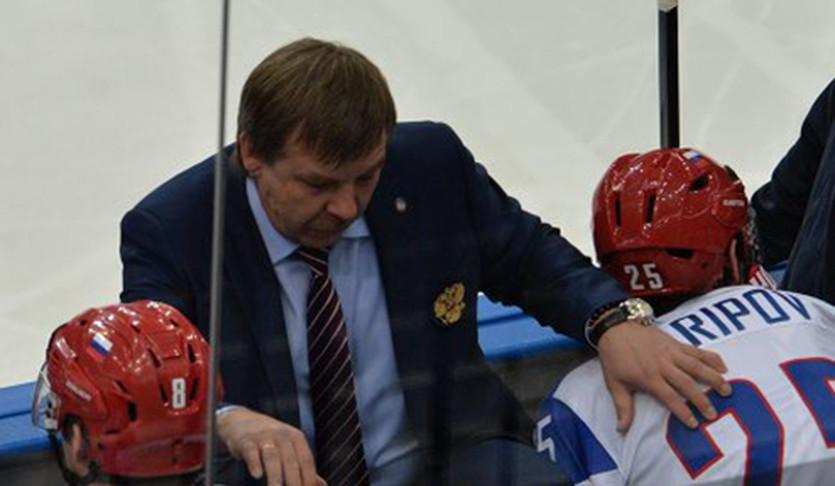 Олег Знарок, фото РИА Новости