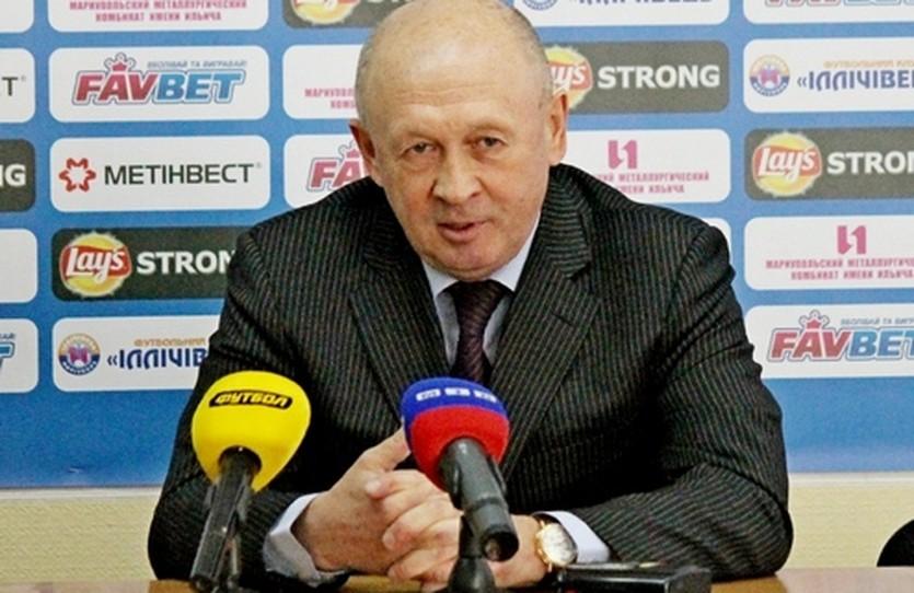 Николай Павлов, фото ФК Черноморец