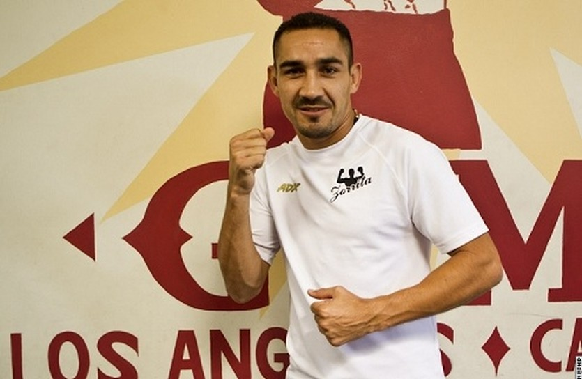 Умберто Сото, boxingscene.com