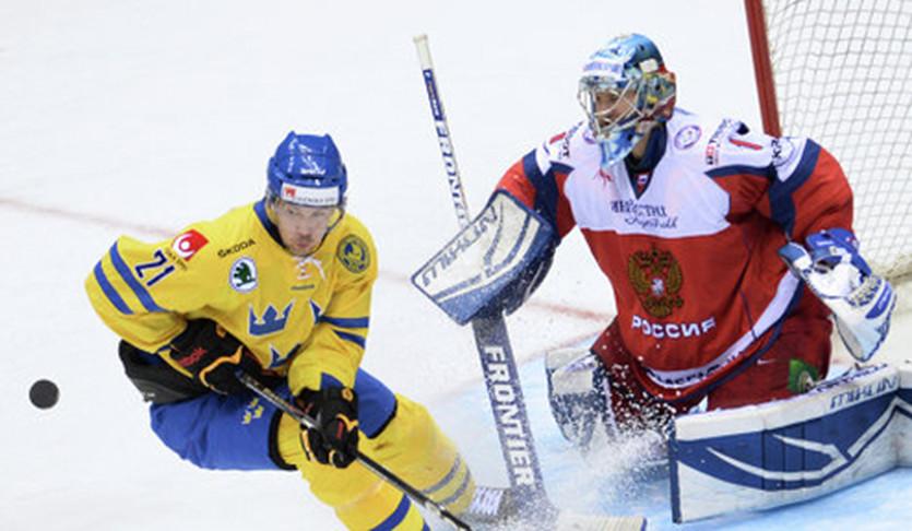 Джимми Эрикссон, фото РИА Новости