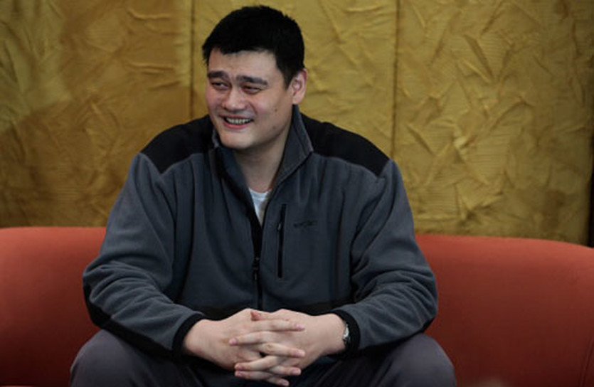 Яо Мин, Getty Images