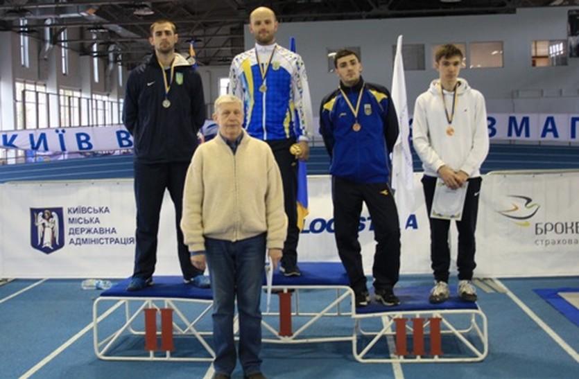 Андрей Погребняк, nffu.org.ua