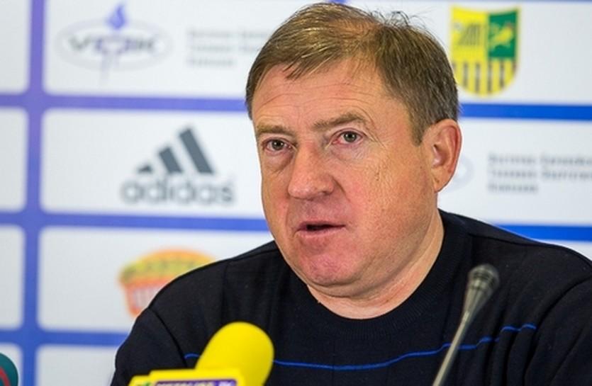 Вячеслав Грозный, фото ФК Металлист