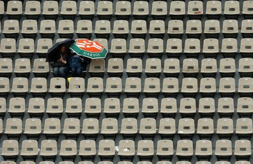 Ролан Гаррос, Getty Images