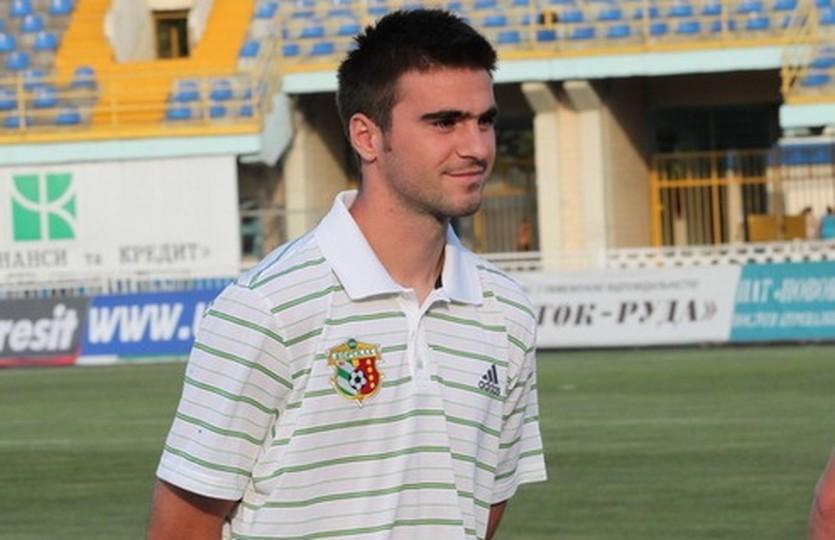 Ахмед Янузи, фото О.Дубины, football.ua
