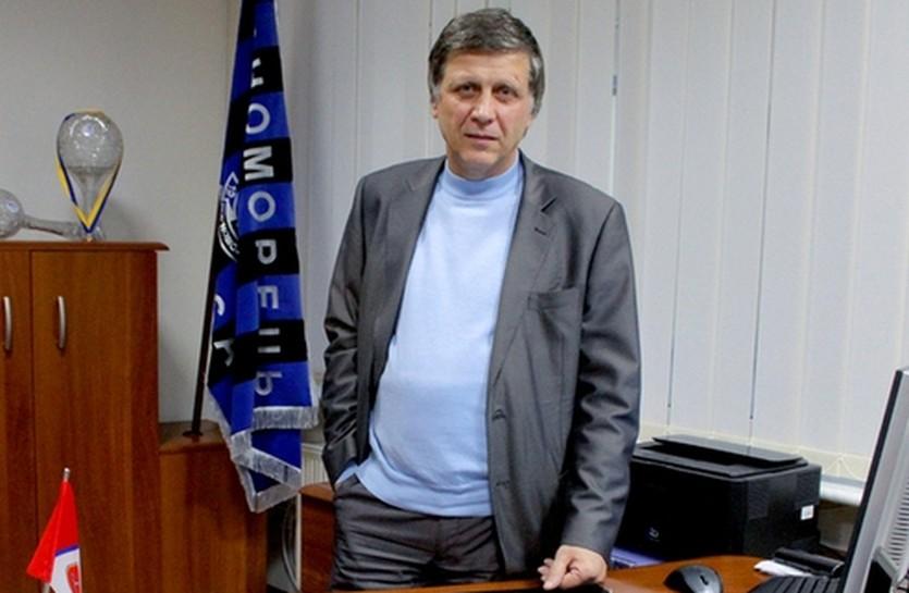 Сергей Керницкий, фото ФК Черноморец
