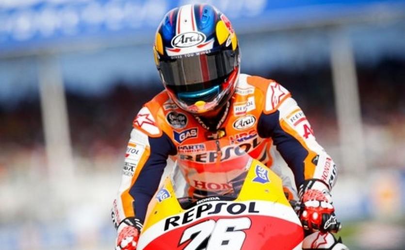 Дани Педроса, MotoGP.com