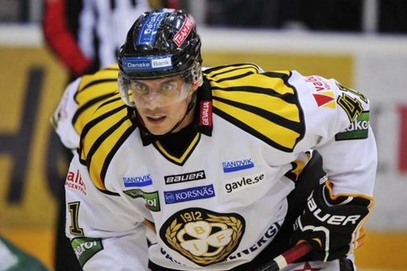 Даниэль Видинг, skellefteaaik.se