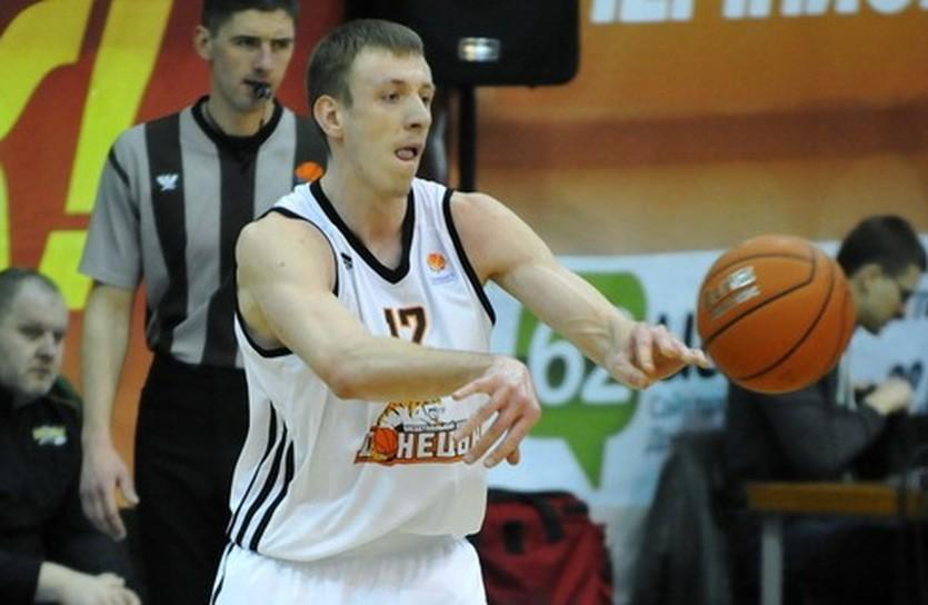 Максим Корниенко, фото Михаила Масловского