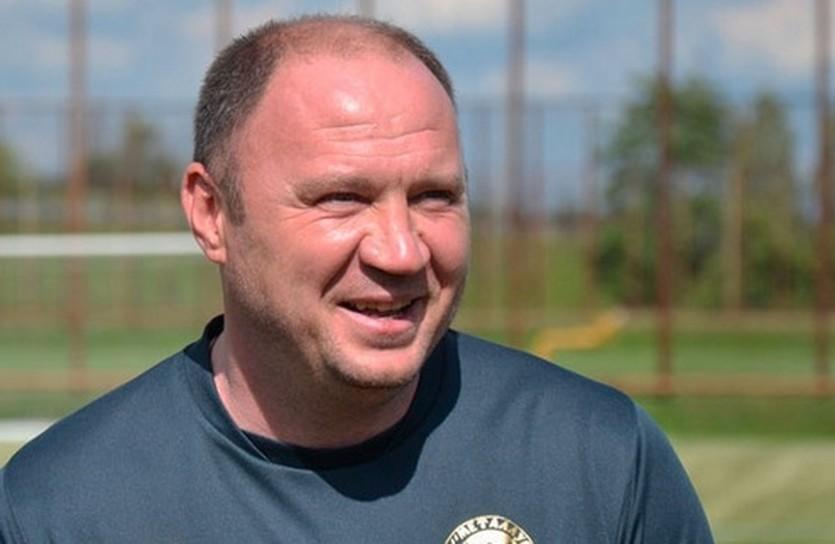 Владимир Пятенко, фото ФК Металлург