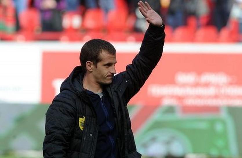 Александр Алиев, фото ФК Анжи