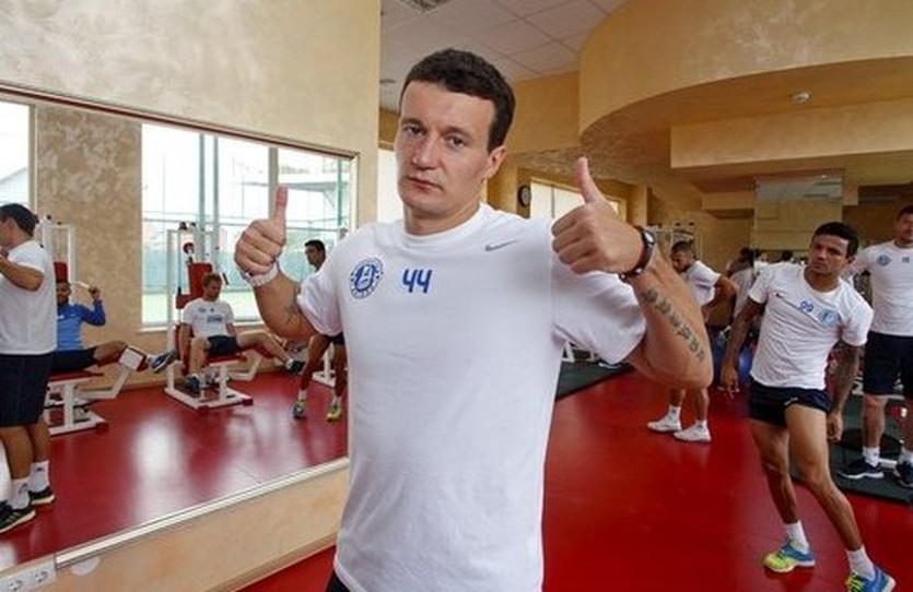 Артем Федецкий, фото ФК Днепр