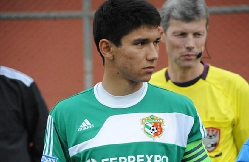 Максим Марусич, фото ФК Ворскла