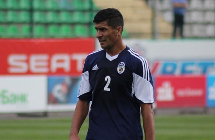 Кристиан Орос, фото ФК Говерла