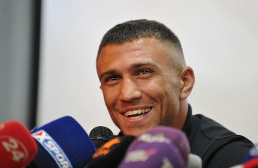 Василий Ломаченко, фото iSport.ua