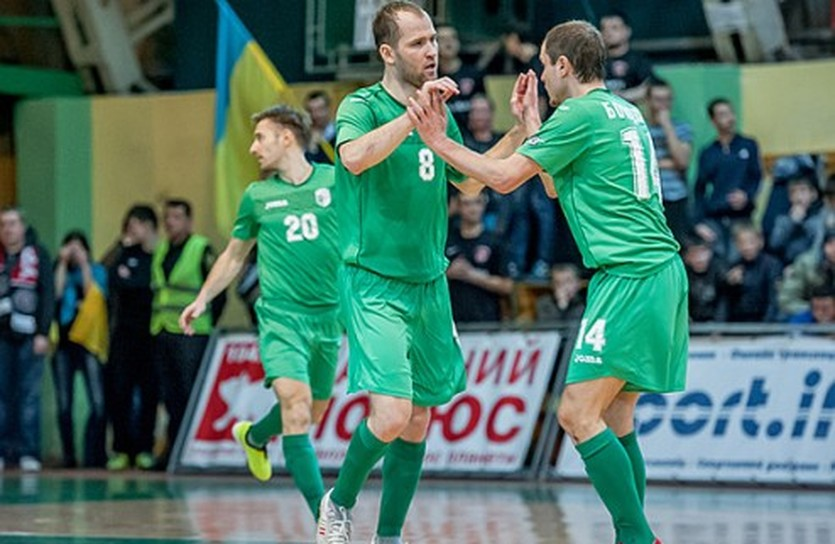 Дмитрий Бондарь и Евгений Рогачев, фото НФК Ураган