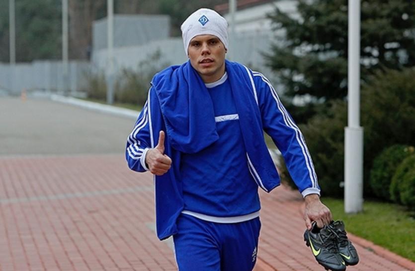 Огнен Вукоевич, фото ФК Динамо