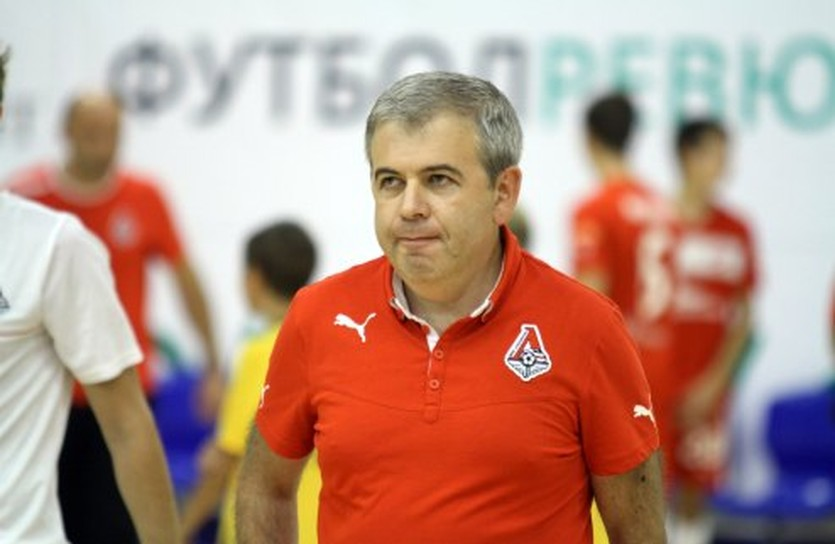 Евгений Рывкин, фото ИСК Дина