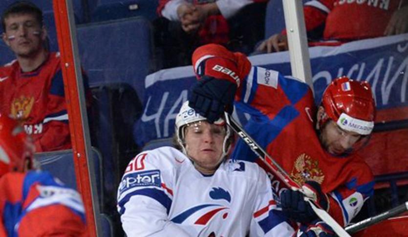 Антуан Руссель, фото РИА Новости