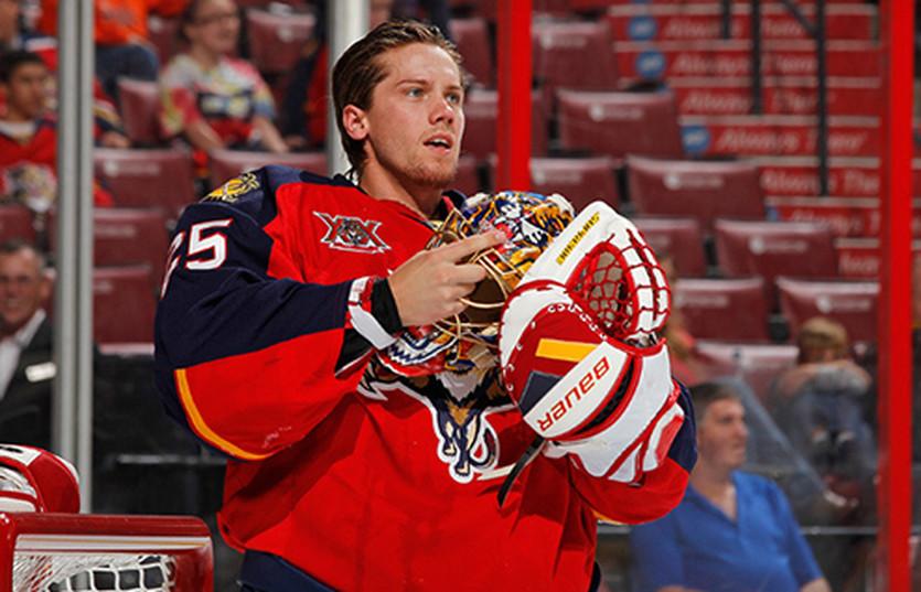 Якоб Маркстрем, фото НХЛ