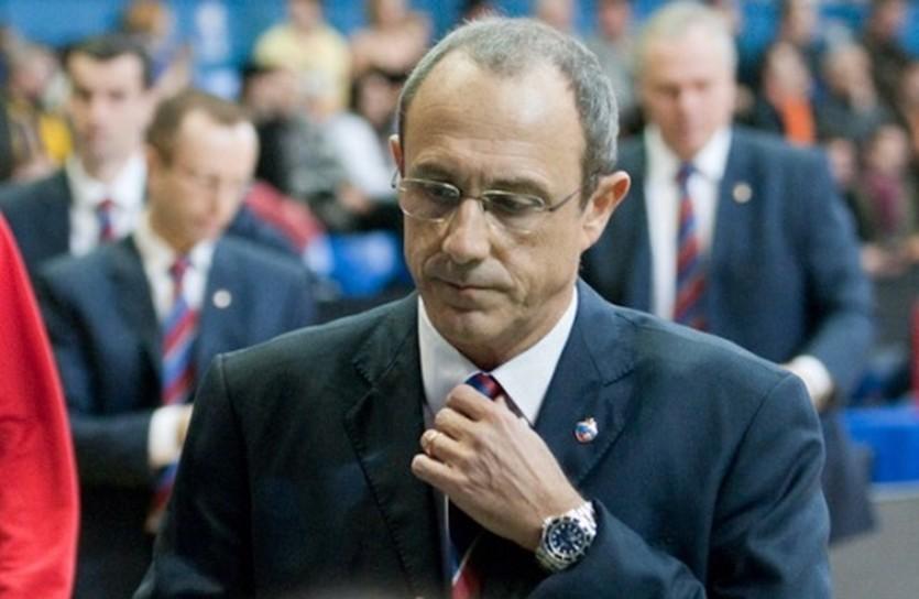 Этторе Мессина, фото Игоря Снисаренко, iSport.ua