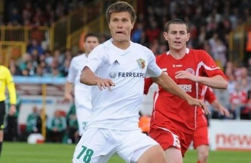Алексей Курилов, фото ФК Ворскла