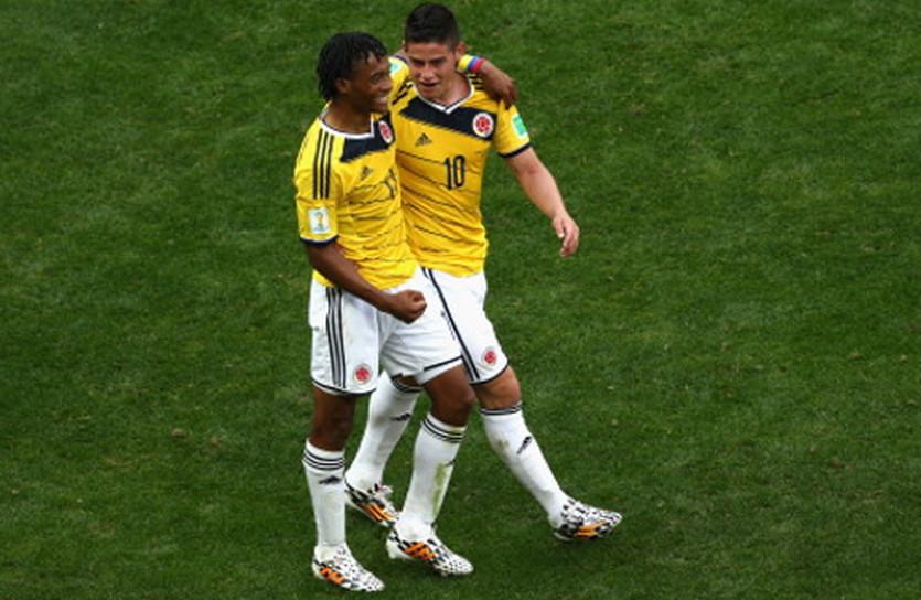 Колумбийские звезды, Getty Images