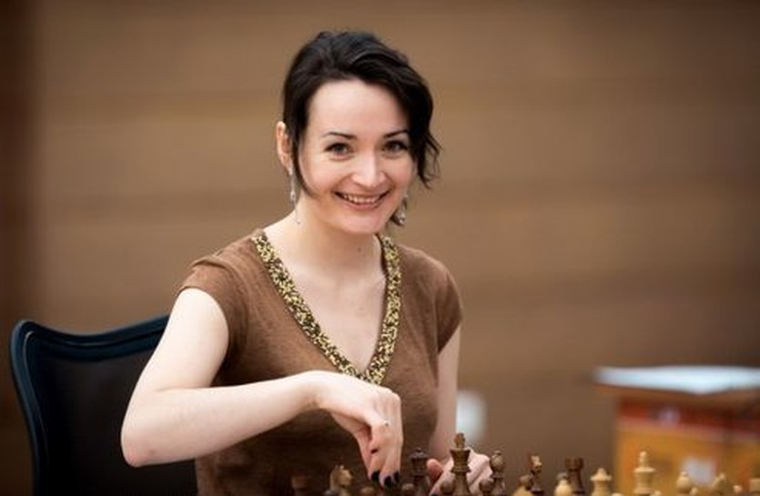Екатерина Лагно, fide.com