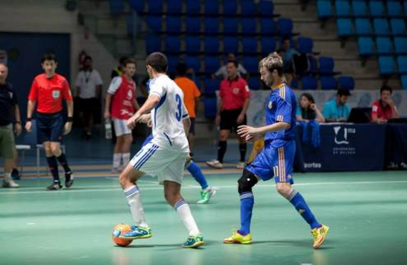 Евгений Клочко, WUC Futsal 2014