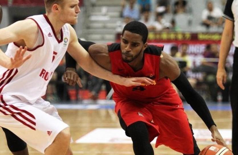 Ангола не смогла добыть ни одной победы на турнире
