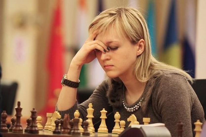 Анна Ушенина, fide.com