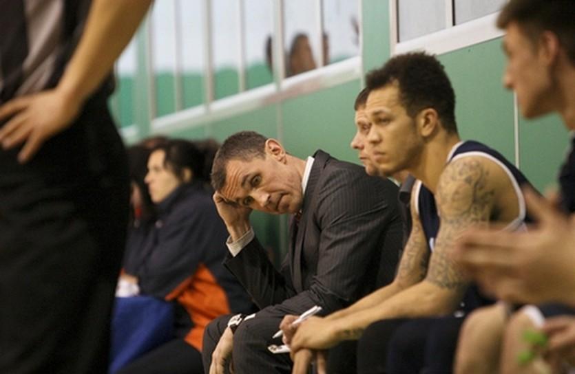 Агрис Галвановскис, фото БК Будивельник